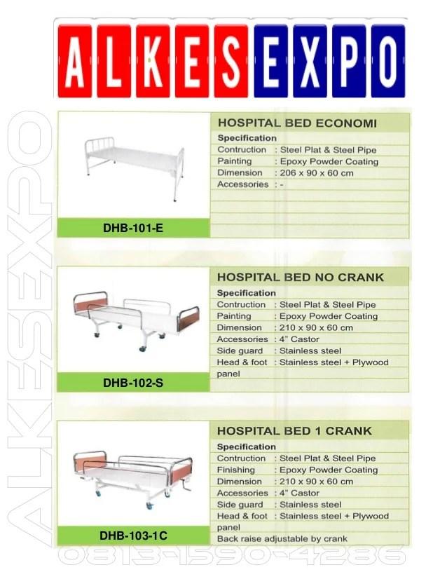 Alat Kesehatan & Furniture Rumah Sakit - Hal 01