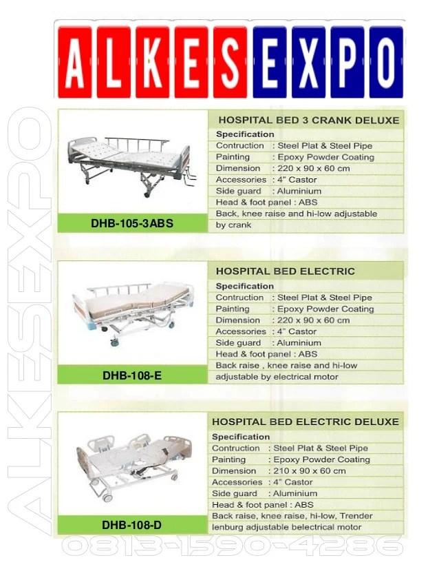 Alat Kesehatan & Furniture Rumah Sakit - Hal 03