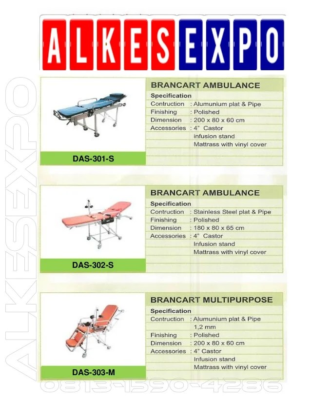 Alat Kesehatan & Furniture Rumah Sakit - Hal 07