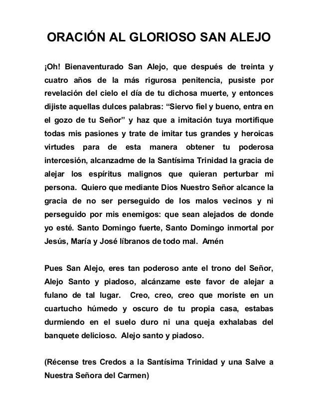 Para San Luis Imprimir Oracion Beltran De