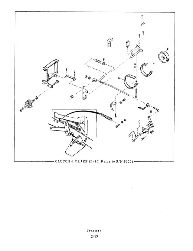 Allis Chalmers B Series Tractor PDF Service Manual Download