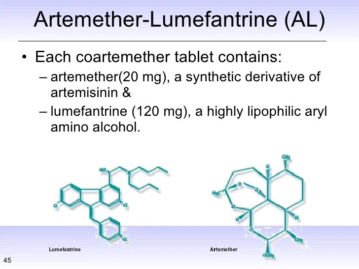 Image result for lumefantrine synthesis
