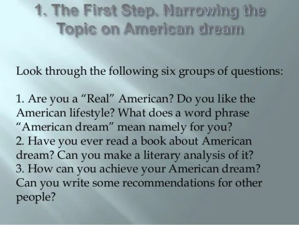 How To Make A Thesis Statement For An Essay The American Dream Definition Essay Creativecard Co Thesis Examples In Essays also Thesis For Argumentative Essay Examples American Dream Definition Essay  Mistyhamel English Essay Com
