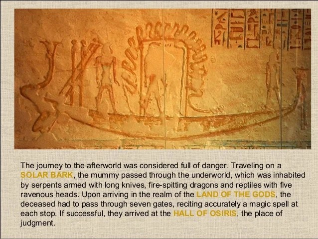 Ancient Egyptian Harpoons