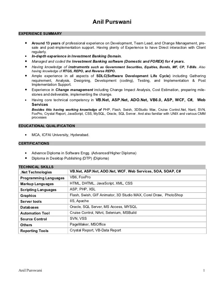 resume samples visualcv resume samples database java developer resume