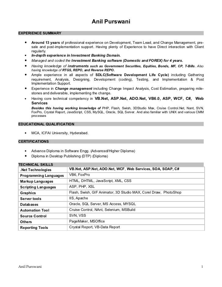 resume sample sample resume for freshers resume format download