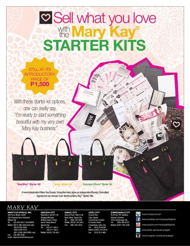 Mary Kay Independent Beauty Consultant Agreement
