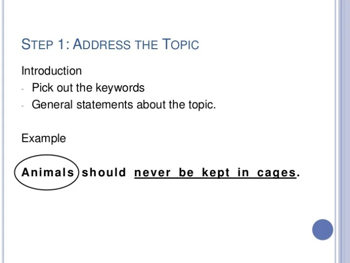 easy argumentative essay examples definition