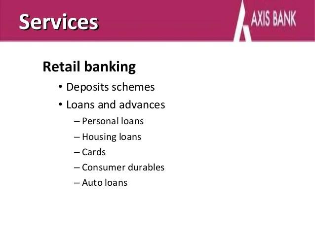 Axisbank Personal Banking