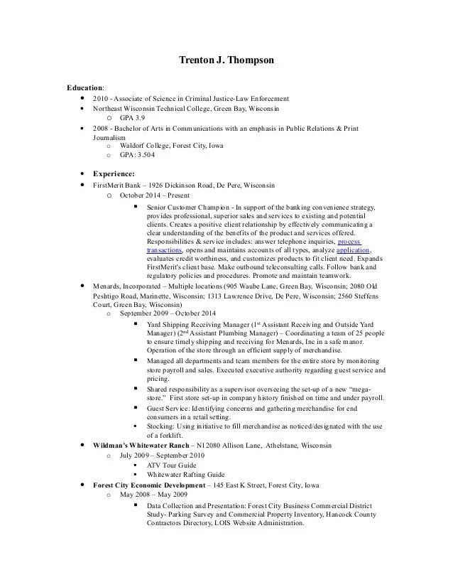 Job In Criminal Justice Sample Resume Cover Letter Exles Investigator