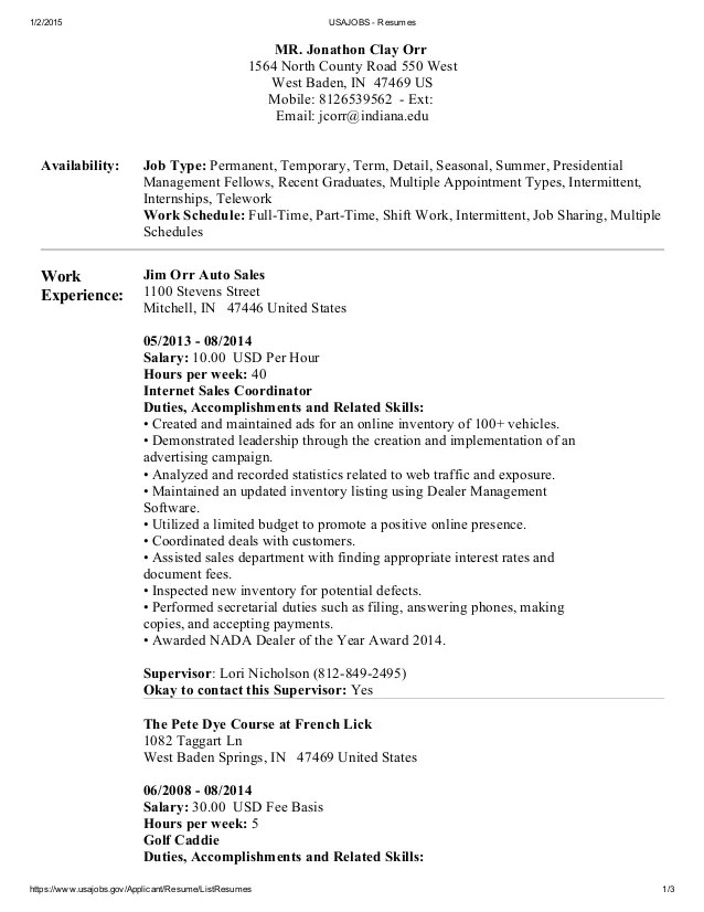 Help Writing A Government Resume. Ksa Resume Examples Normandy It
