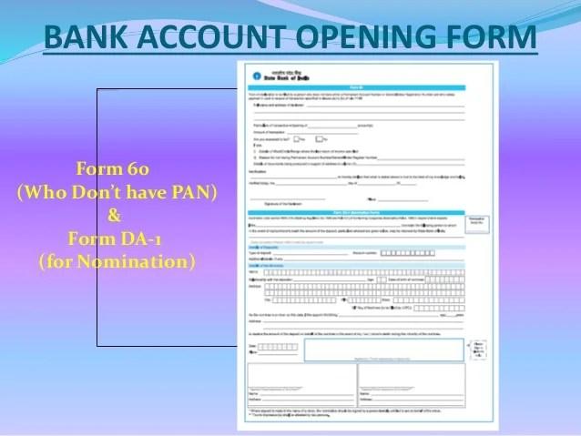 Security Bank Open Account