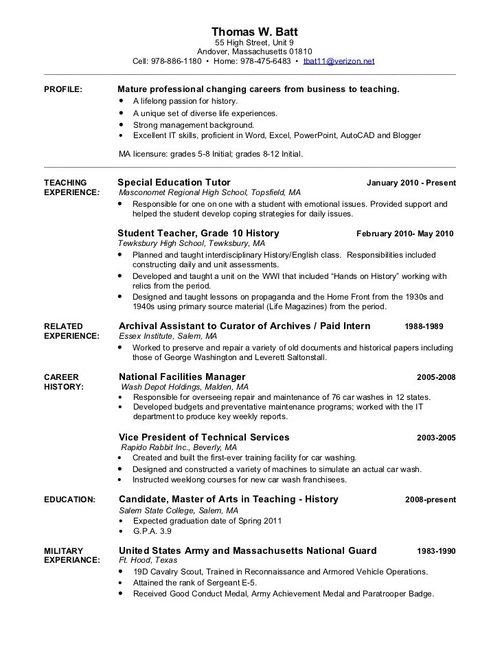 Resume upload for job