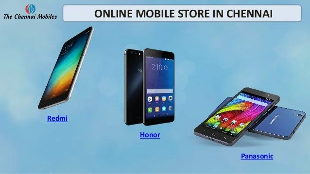 Mobiles Store Online - Drawing Apem