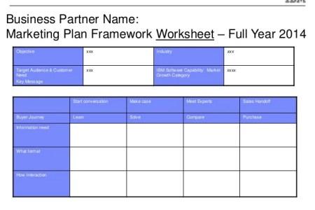 Free Business Card Templates » business plan framework template ...