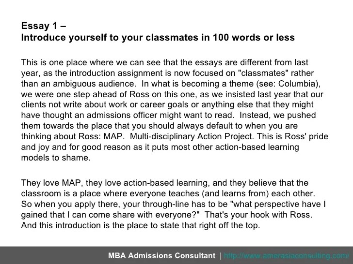 college essay introductions - Good Introduction Essay Example