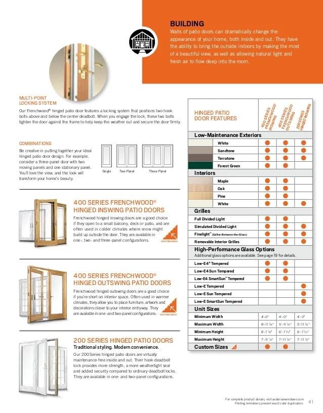 andersen brochure 400 200 architectural