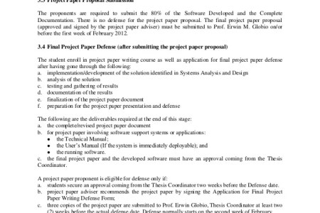 System Analysis And Design Example Project Pdf