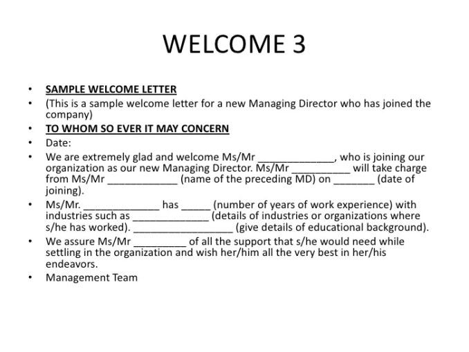 Welcome letter template new customer newsinvitation how to write a welcome letter new employee image collections company letters expocarfo Images