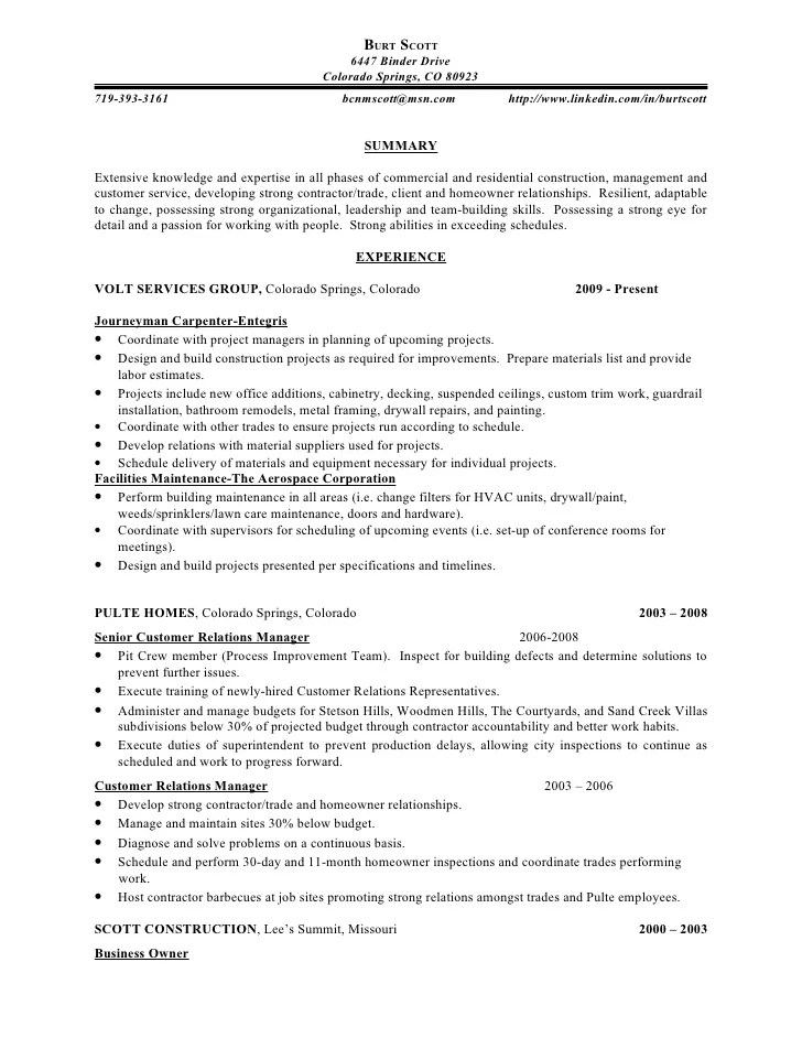 Pipefitter Resume Pdf Journeyman Resumes For