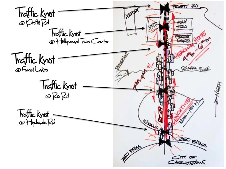 Trafficit knot  @ Proff Rd             Trafficlymead Town Center             @ Hol                       knotTrafficLakes ...
