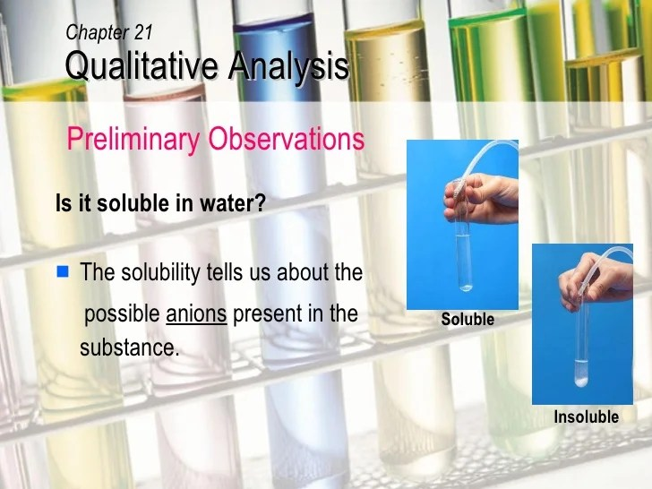Feo Soluble Water