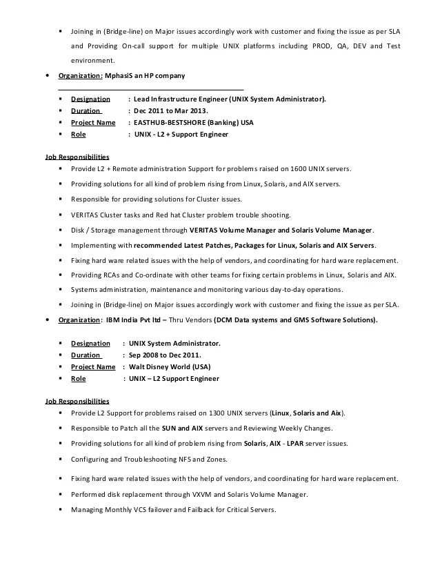 linux engineer software developer resume example for summary with