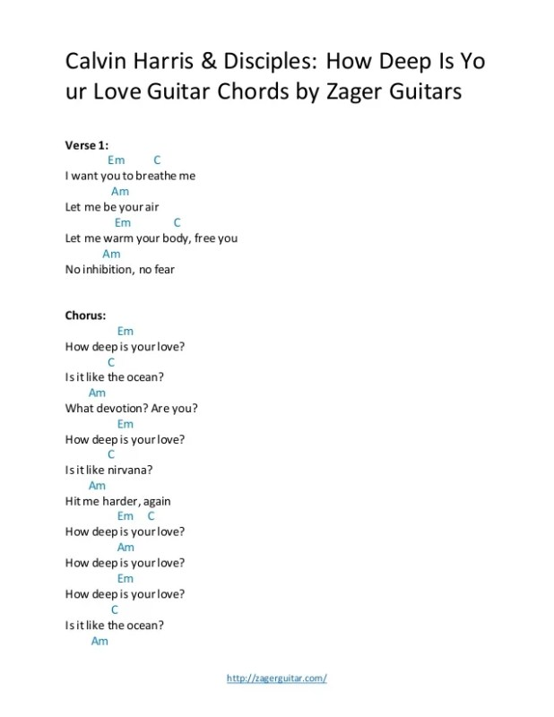 Vocaloid Guitar Chords Images Guitar Chords Finger Placement