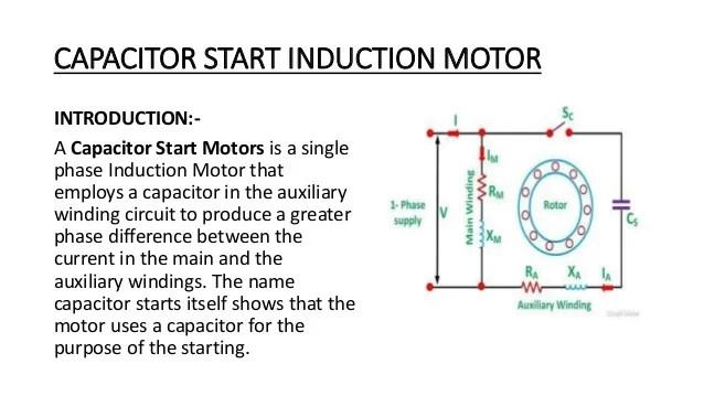 capacitor motor