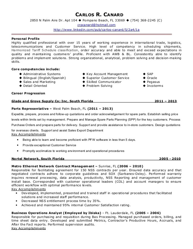 resume for logistics dispatcher resume sample one logistics resume logistics