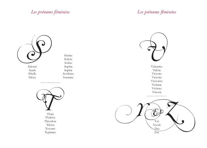 Prnom Fille Wwwinterpretation Prenomcom