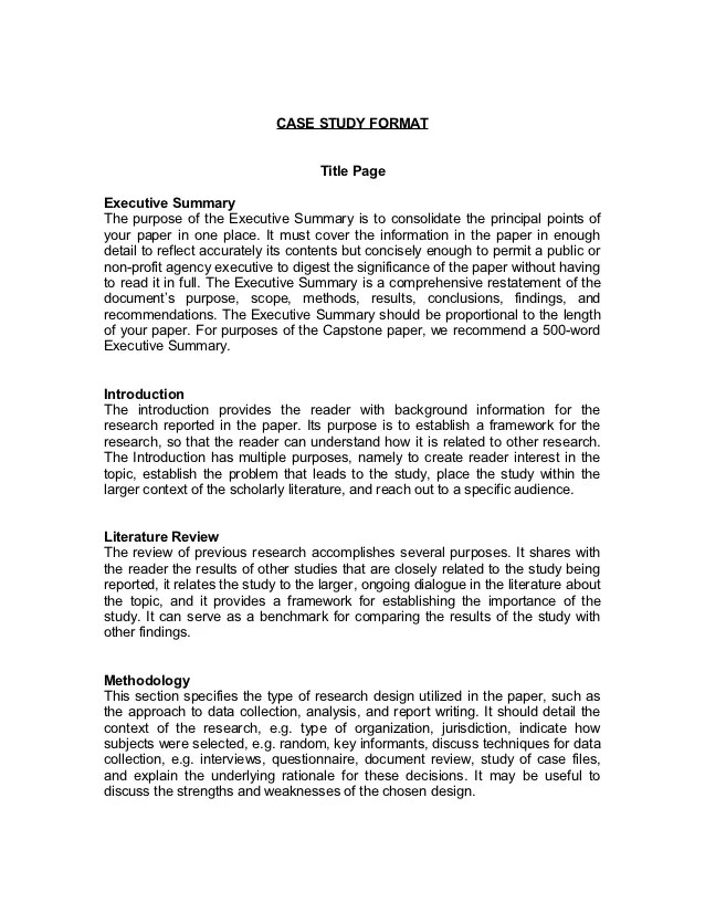 Case Summary Template sample 9 free documents download in pdf – Case Summary Template