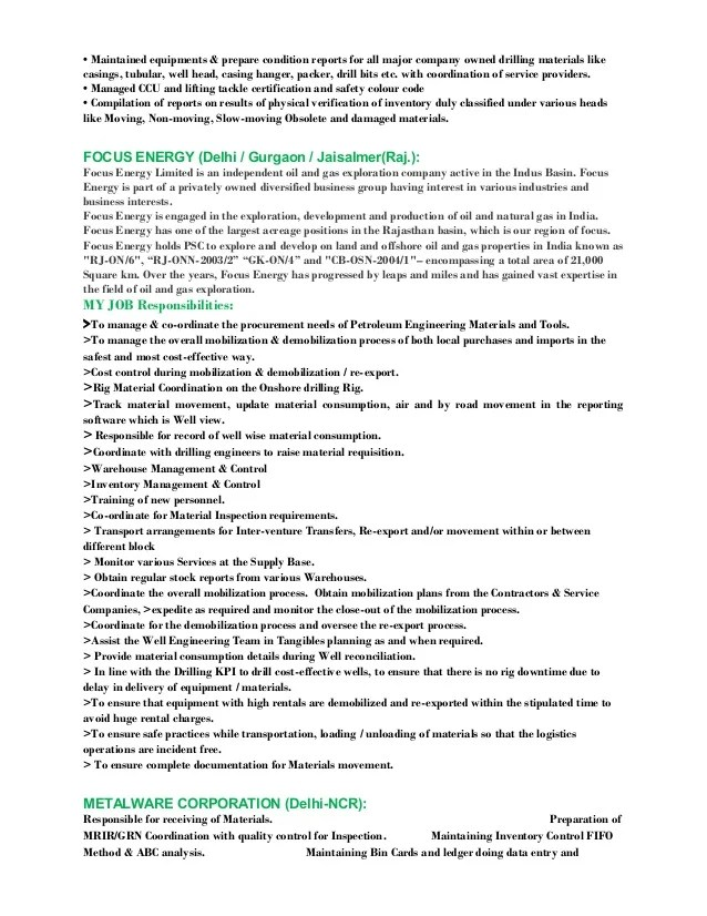Oil And Gas Resume. Oil And Gas Administrative Assistant Resume