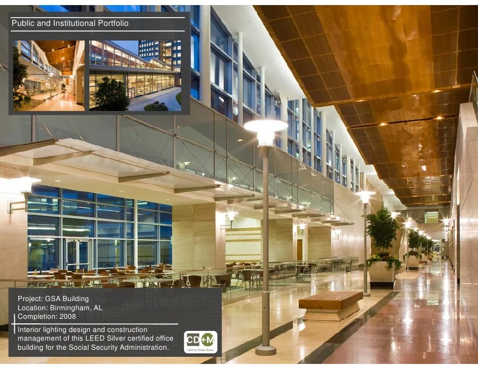 Gsa Interior Design Portfolio