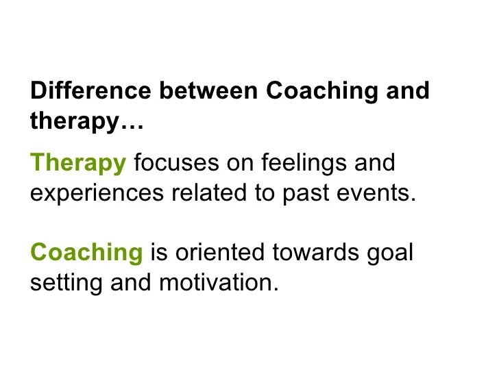 Image result for what's the difference between coaching and counselling