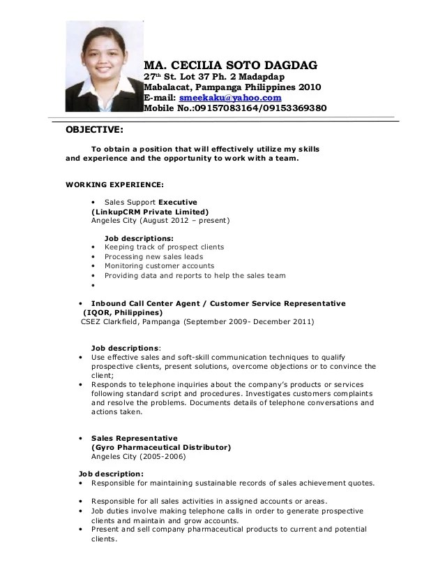 Resume For Sales Jobs. Resume For Resume Samples For Retail Resume