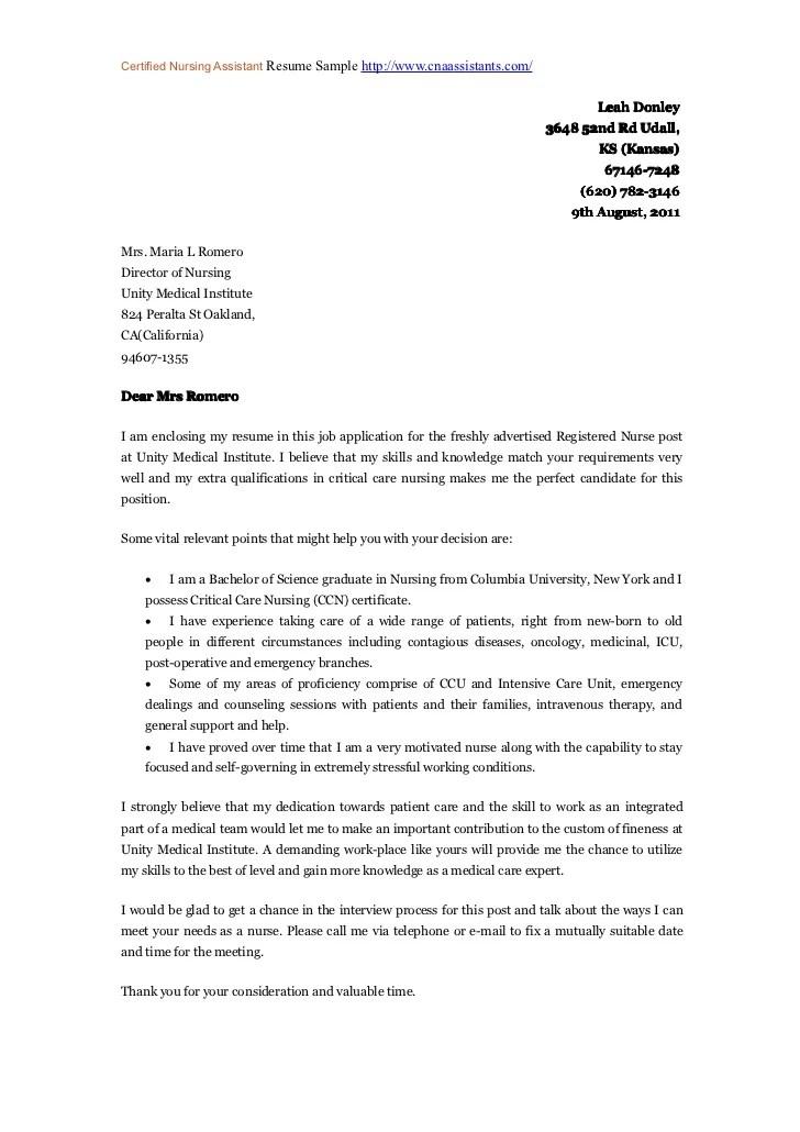 Resume Cover Letter New Graduate Nurse. Cover Resume Letter