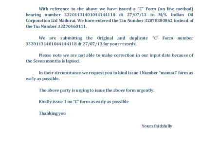 free forms letter format for refund reissue of cheque