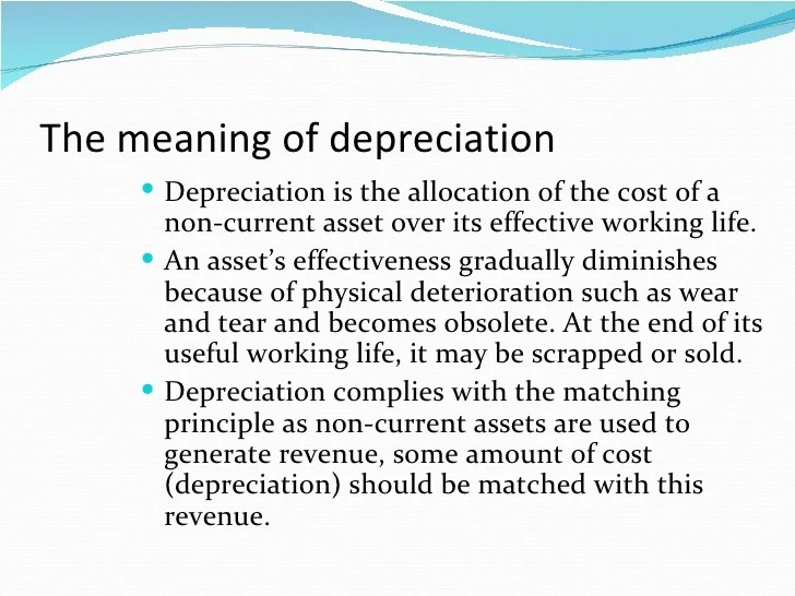 Image result for Accumulated Depreciation,meaning