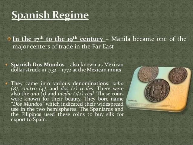 Denominations Mexican Money