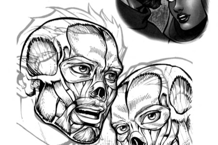 drawing comic book faces » 4K Pictures | 4K Pictures [Full HQ Wallpaper]