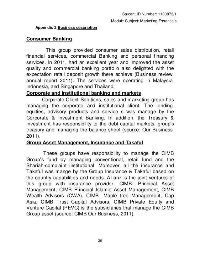 Cimb Personal Banking