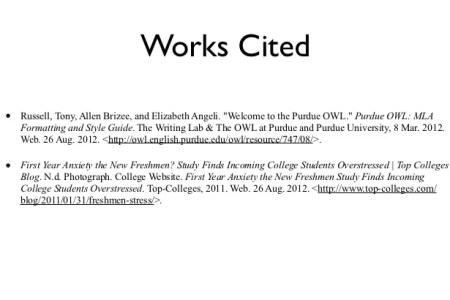 Mla Format Citation Website Purdue Owl Nissan Recomended Car