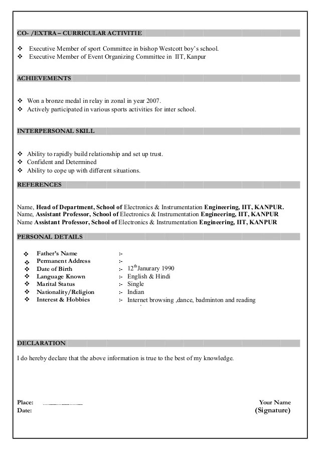 civil engineer resume format sample resume civil engineering