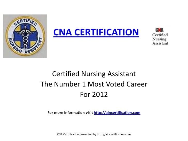 Cna License Verification