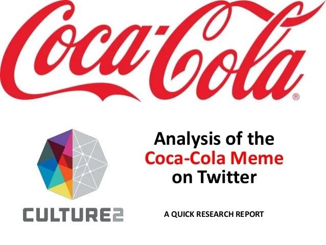 Coke Bottle Memes