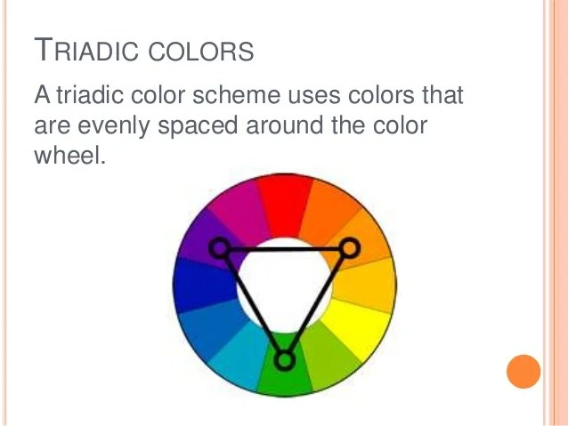 Color Wheel Colorscheme