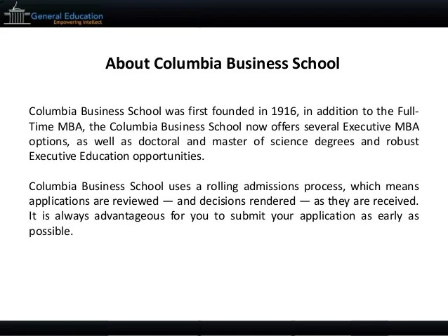 columbia mba essays that worked  mistyhamel columbia mba essay examples poemsview co