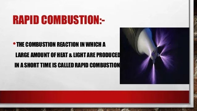 Combustion Amp Flame Cbse 8th Class SCIENCE PHYSICS