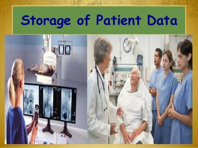 Computer Use And Patient Record